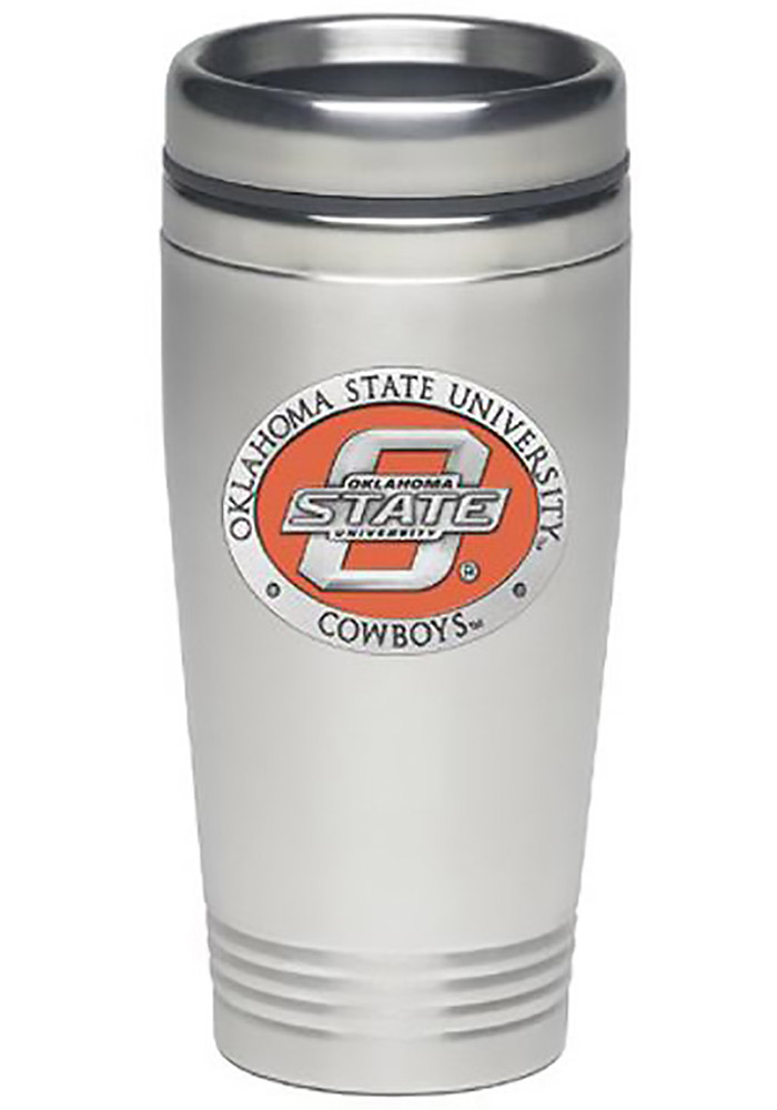 Oklahoma State Cowboys Thermal Travel Mug - Image 1