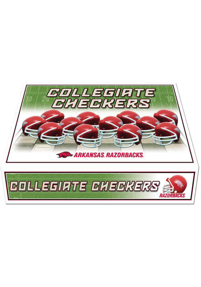 Arkansas Razorbacks Checkers Game - Image 1