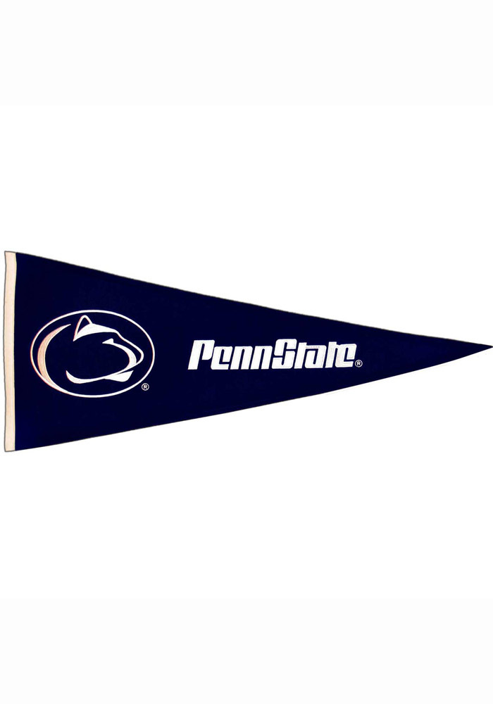 Penn State Nittany Lions 13x32 Tradition Medium Pennant - Image 1