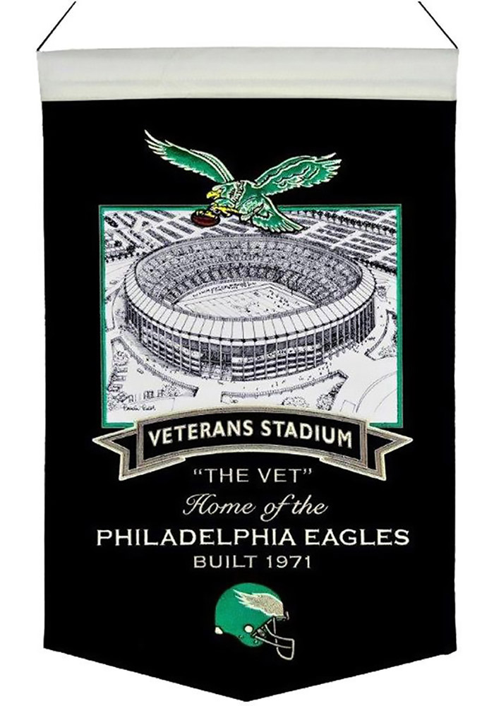 Philadelphia Eagles 15x20 Stadium Banner - Image 1