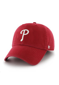 8927b326b67 Philadelphia Phillies  47 Red Franchise Fitted Hat