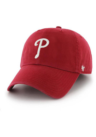 Phillies '47 Mens Red Franchise Fitted Hat