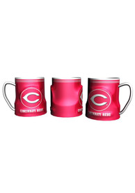 Cincinnati Reds 20 oz Red Gametime Mug Mug