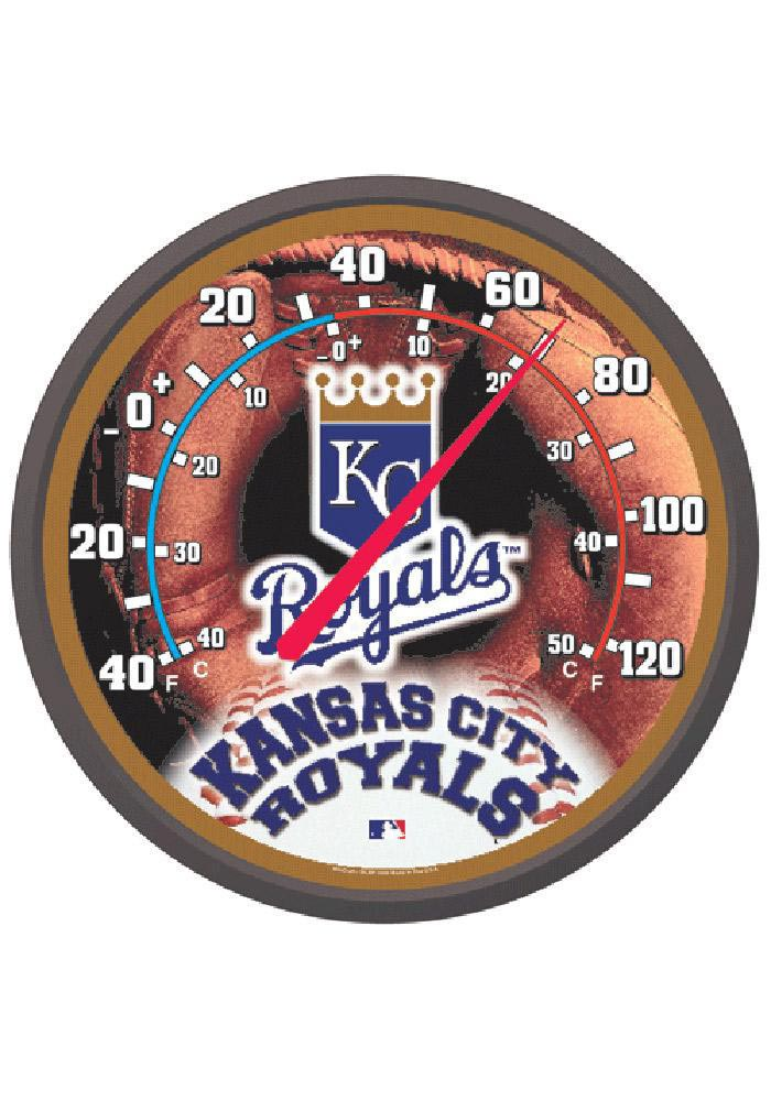 Kansas City Royals Glove Thermometer Weather Tool - Image 1