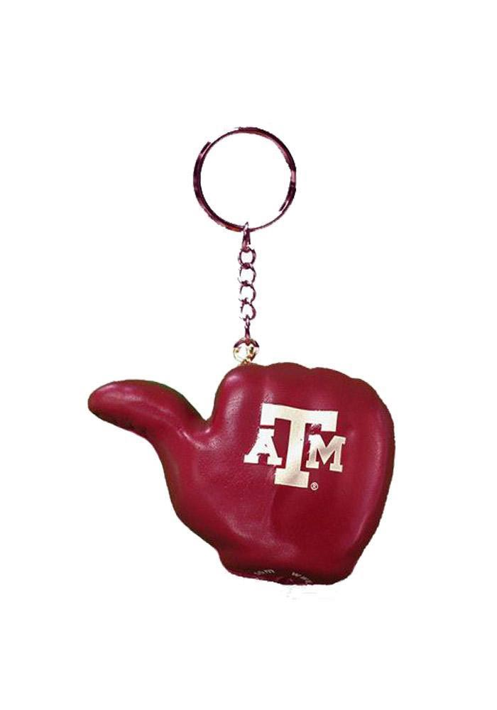 Texas A&M Aggies 4 in 1 Topper Keychain - Image 1