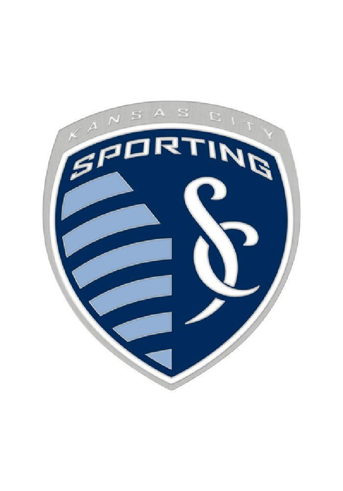 Sporting Kansas City Souvenir Logo Pin - Image 1