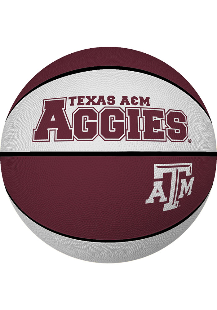 Texas A&M Aggies Full Size Basketball - Image 1
