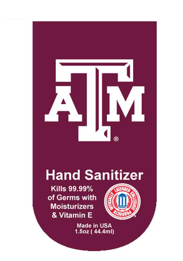 Texas A&M Aggies Gel Hand Sanitizer - Image 1