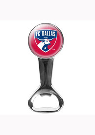 FC Dallas Red Magnetic Bottle Opener