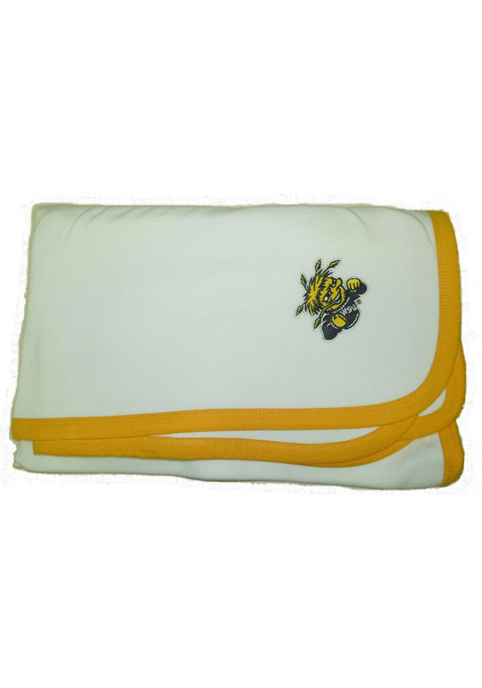 Wichita State Shockers Knit Baby Blanket - Image 1