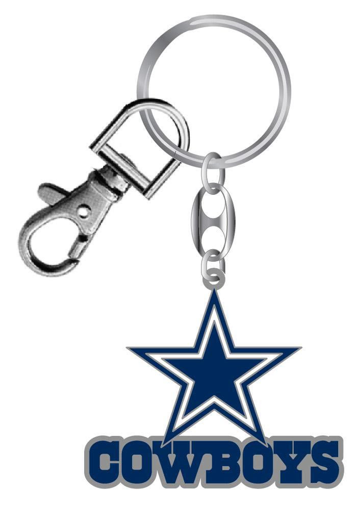 Dallas Cowboys Heavyweight Keychain - Image 1