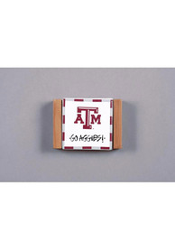 Texas A&M Aggies Coster Set and Holder Coaster