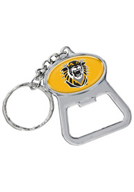 Fort Hays State Tigers Bottle Opener Keychain