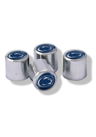 Penn State Nittany Lions 4 Pack Auto Accessory Valve Stem Cap