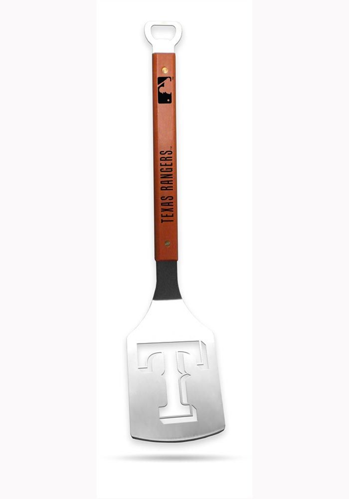 Texas Rangers Sportula with Bottle Opener BBQ Tool - Image 1