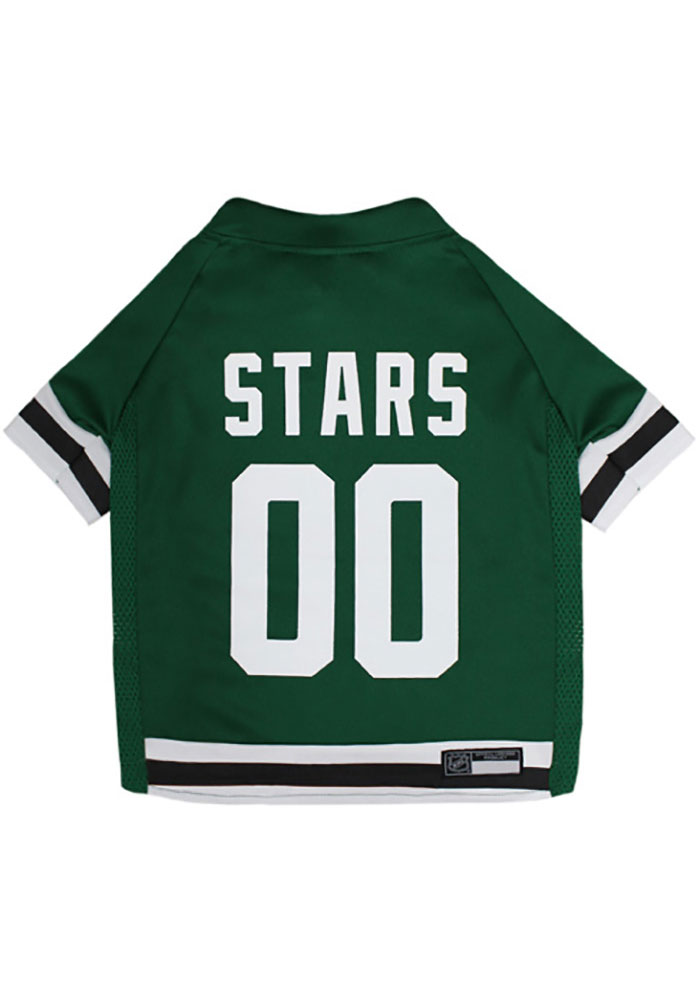 Dallas Stars Team Color Pet Jersey - Image 1