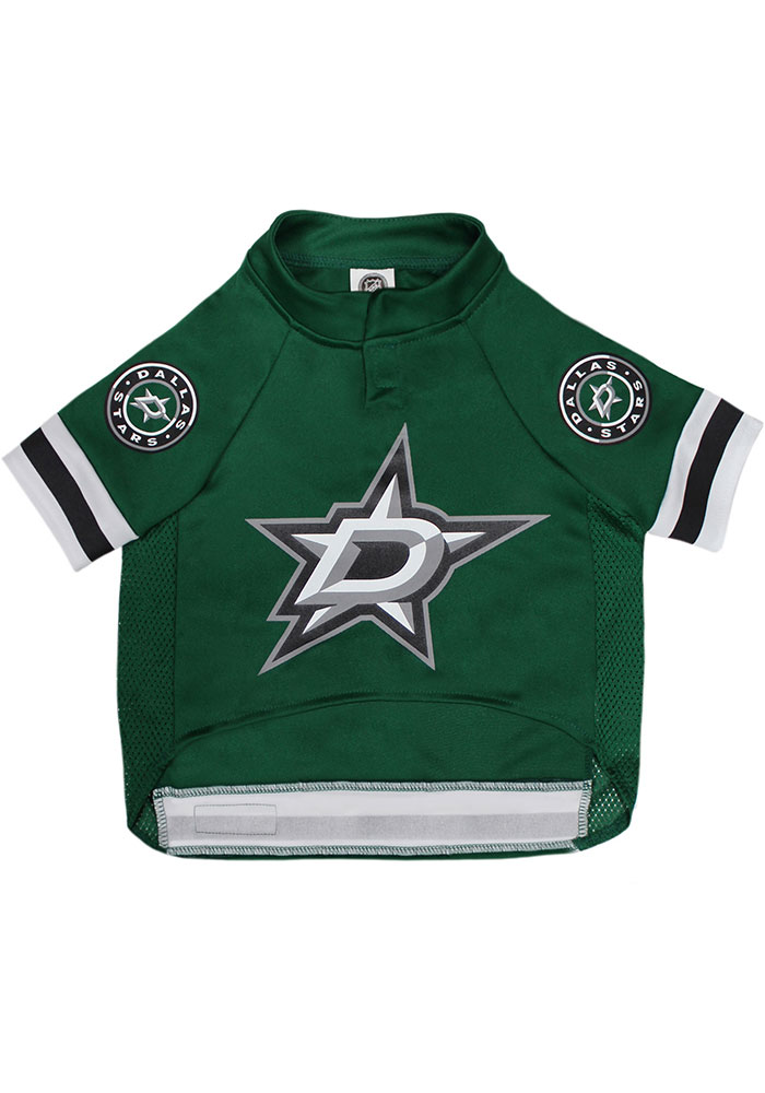 Dallas Stars Team Color Pet Jersey - Image 2