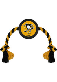 Pittsburgh Penguins Hockey Puck Pet Toy
