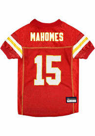 Kansas City Chiefs Mesh Mahomes Pet Jersey