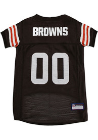 Cleveland Browns Football Pet Jersey