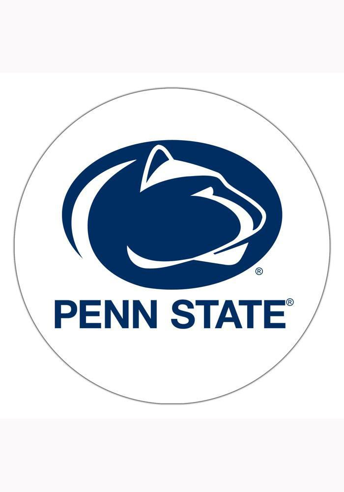 Penn State Nittany Lions White Coaster - Image 1