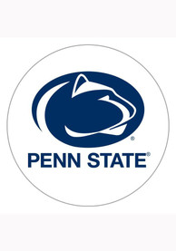 Penn State Nittany Lions White Coaster