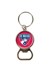 FC Dallas Bottle Opener Keychain