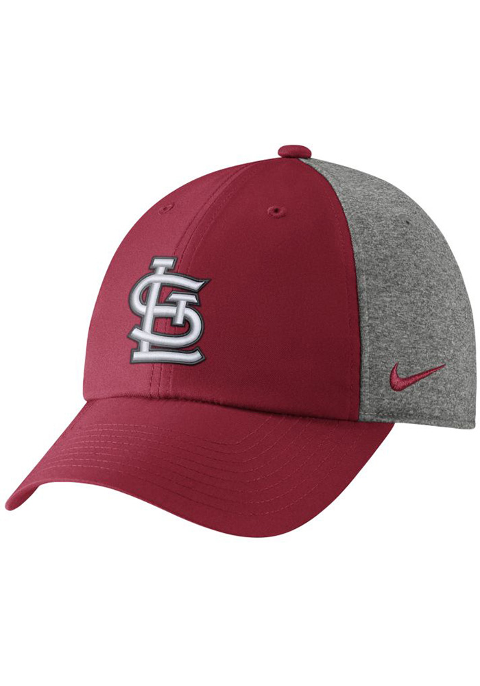 pretty nice 0a139 707ff 6df92 2a941  usa nike st louis cardinals red h86 new day adjustable hat  1659d b764c