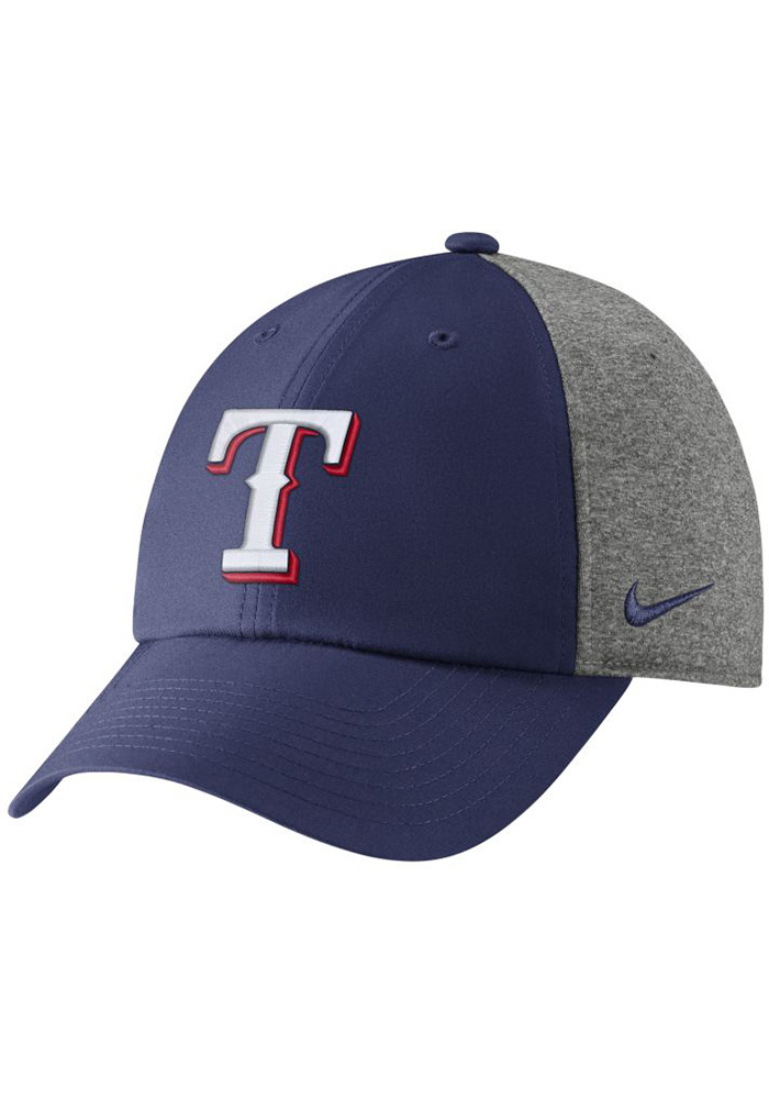 Nike Texas Rangers H86 New Day Adjustable Hat - Blue - Image 1