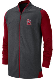 St Louis Cardinals Nike GM Dry Track Jacket - Red