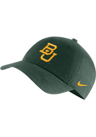 Baylor Bears Nike H86 Logo Adjustable Hat - Green
