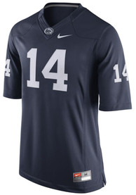 Penn State Nittany Lions Nike Limited Football Jersey - Navy Blue