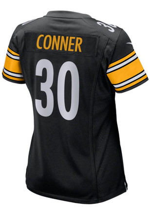 James Conner Nike Pittsburgh Steelers Womens Black Game Jersey Football  Jersey. In Store Only 4bdeaffbf