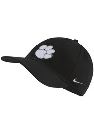 Clemson Tigers Nike 2020 College Football Playoff Bound L91 Adjustable Hat - Black