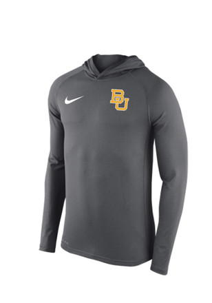 Nike Baylor Mens Stadium Touch Performance Hood