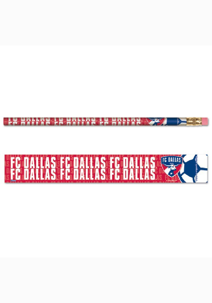 FC Dallas 6 Pack Pencil - Image 1