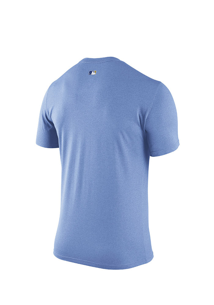 Nike kansas city royals mens light blue t shirt 12515616 Light blue t shirt mens