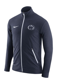 Nike Penn State Nittany Lions Navy Blue Elite Players Light Weight Jacket