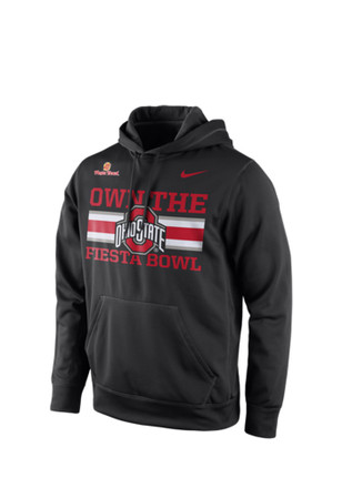 The Ohio State University Mens Black Own Hoodie