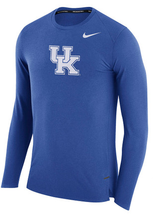 Nike Kentucky Mens Blue March Performance Tee