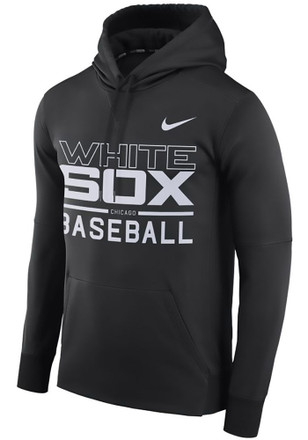 Nike White Sox Mens Therma Performance Hood