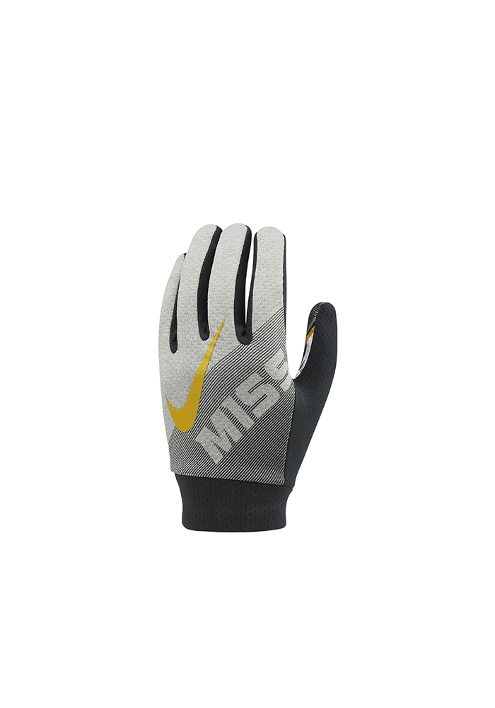Nike Missouri Tigers Stadium Mens Gloves - Image 1