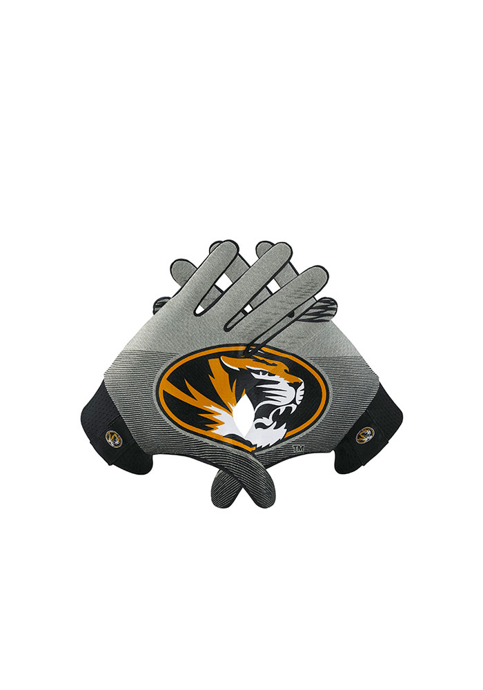 Nike Missouri Tigers Stadium Mens Gloves - Image 2