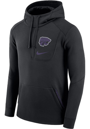 Nike K-State Wildcats Mens Fly Hood