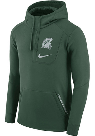 Nike Michigan State Spartans Mens Fly Hood