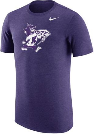 Nike K-State Wildcats Mens Purple Vault Fashion Tee