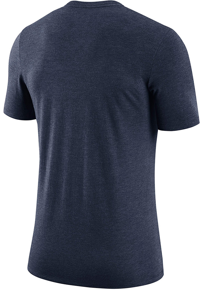 Nike Penn State Nittany Lions Navy Blue Vault Short Sleeve Fashion T Shirt - Image 2