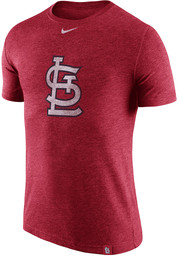 Nike St Louis Cardinals Red DNA Tee 1.7 Fashion Tee