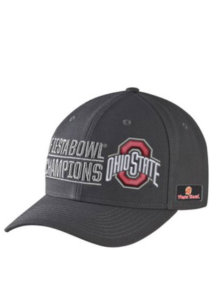 Ohio State Buckeyes Mens Fiesta Bowl Champions Adjustable Hat