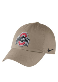 newest 08d21 dc9d9 Nike Ohio State Buckeyes DF H86 Authentic Adjustable Hat - Brown